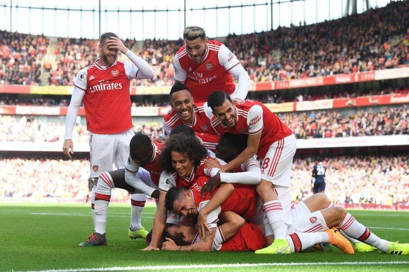 Арсенал – Кристал Пэлас 27 октября 2019 года: прямая онлайн трансляция матча АПЛ