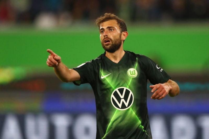 Вольфсбург – Аугсбург 27 октября 2019 года: прямая онлайн трансляция матча Бундеслиги