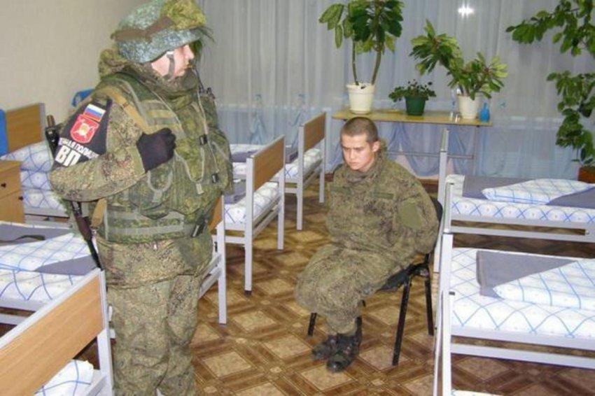 Рамиль Шамсутдинов расстрелял сослуживцев за издевательства по-национальному признаку