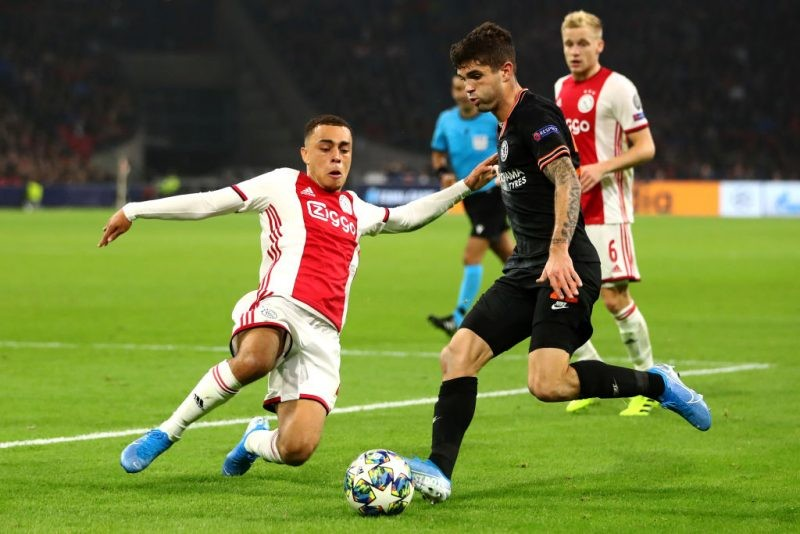 Челси – Аякс 5 ноября 2019 года: смотреть онлайн трансляцию матча Лиги Чемпионов