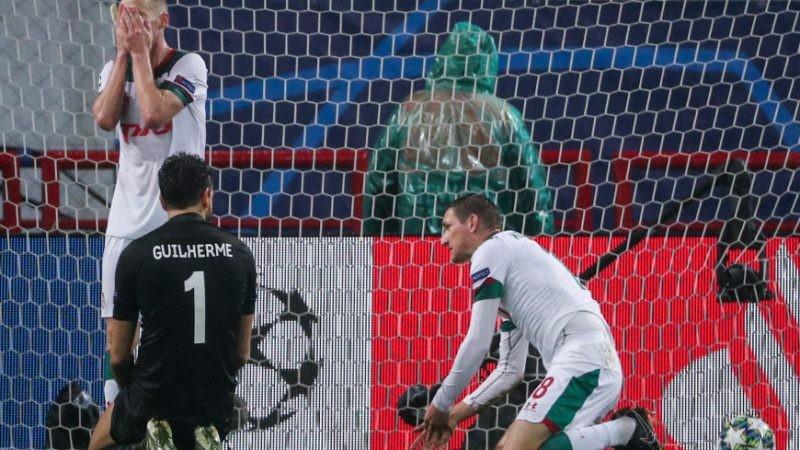 «Локомотив» проиграл «Ювентусу», но сохранил шансы на выход в плей-офф Лиги Чемпионов