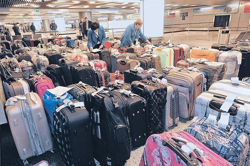 Куда попадает потерявшийся багаж в аэропорту