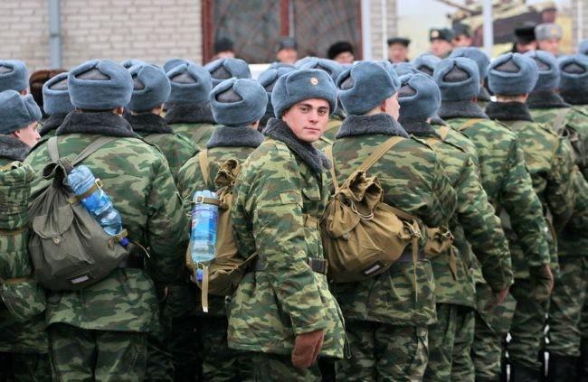 Отмены призыва в армию РФ с 2021 года не будет, но вероятно сокращение количества призывников