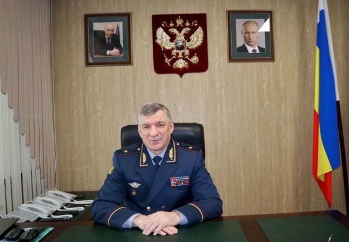 В Ростове задержан начальник управления ФСИН Даххаев