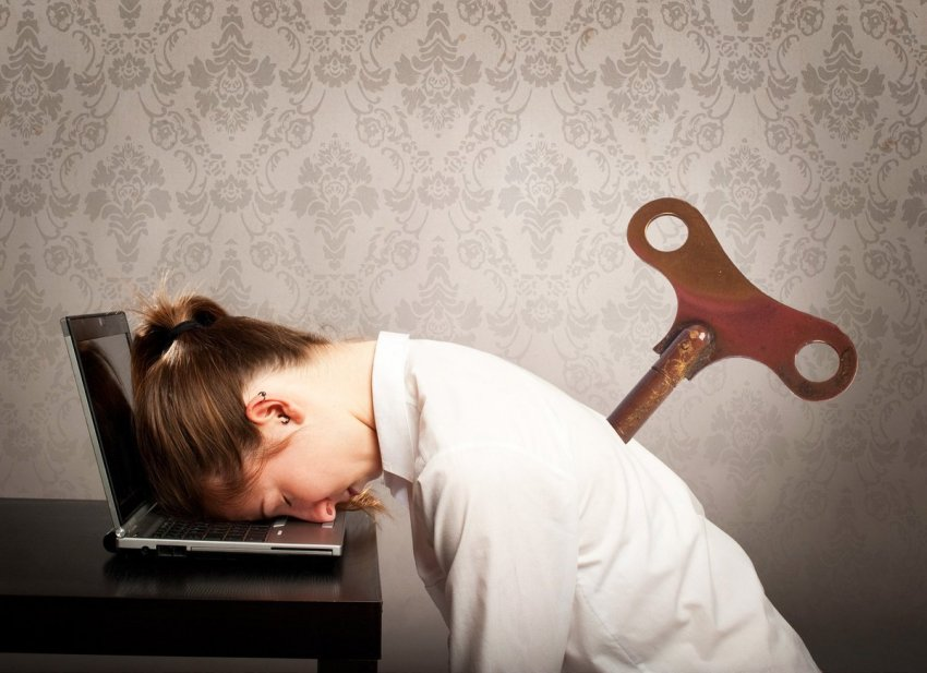 Постоянное недосыпание и усталость чреваты катастрофическими последствиями для физического и психологического здоровья человека