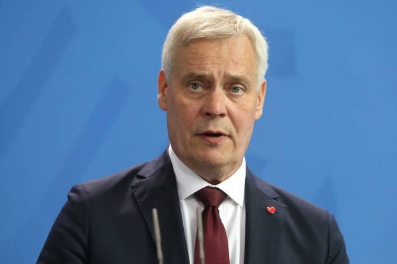 Премьер Финляндии ушел в отставку из-за забастовки почтальонов