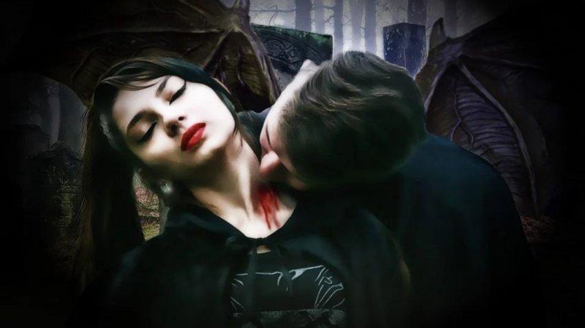 Вампиры реальны: они живут среди нас