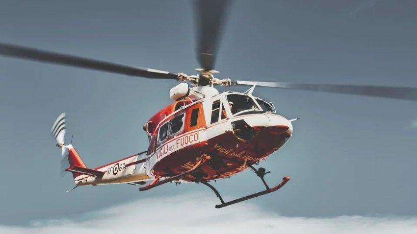 Женщина погибла при крушении вертолета, а через пару часов ее видели на дороге