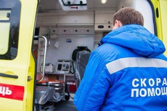 В Петербурге врач «скорой» избил пожилого пациента по пути в больницу