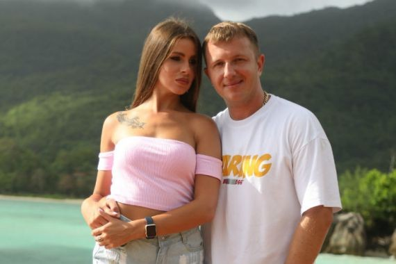 Звезда «Дома-2» Илья Яббаров ударил свою возлюбленную по голове