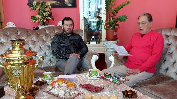 Встречи на берегу Персидского Залива: Владимир Коренев