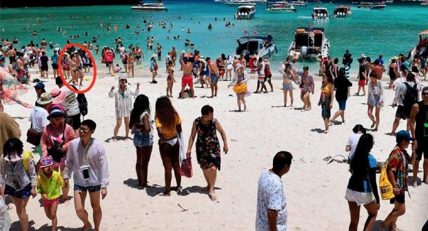 Заворотнюк заметили здоровой на отдыхе в Тайланде (фото)