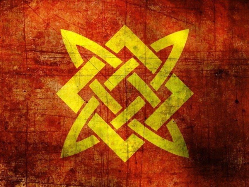 Происхождение креста - украденного символа