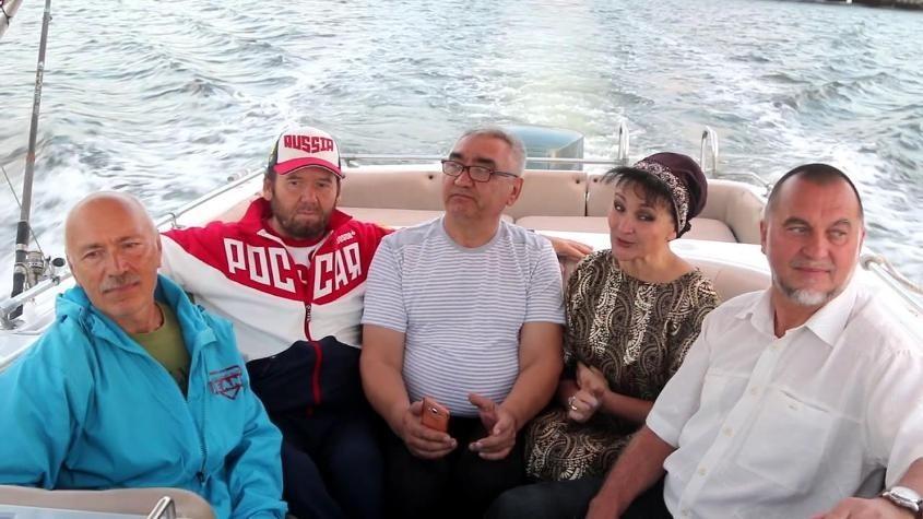 Татарские встречи на берегу Персидского залива: РобертиФарида Тимербаевы