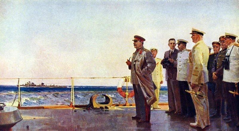 Круизные путешествия Сталина, о которых молчали в печати