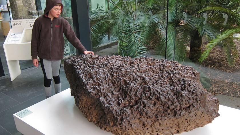 В упавших на Землю метеоритах обнаружили сверхпроводники
