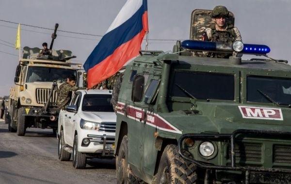 Военные России и Турции провели патрулирование в Сирии