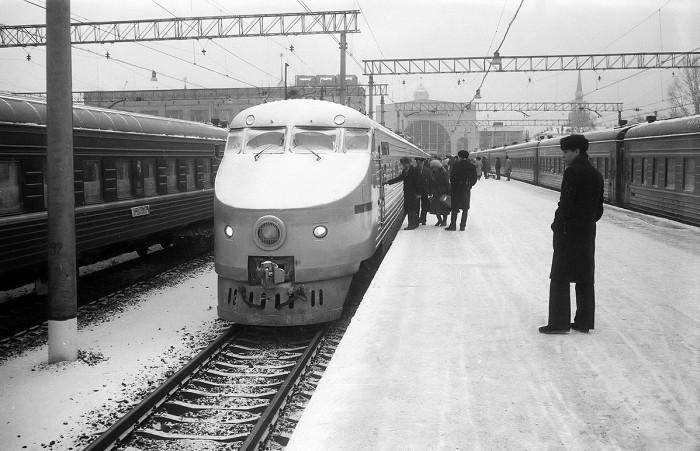 Реактивный поезд СССР: технический шедевр будущего