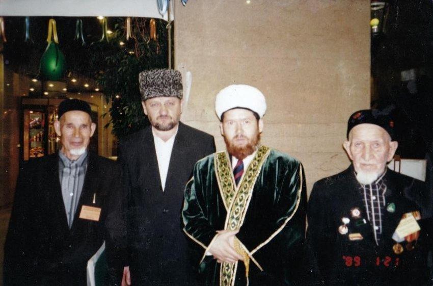 По волнам моей памяти. Ахмат-Хаджи Кадыров