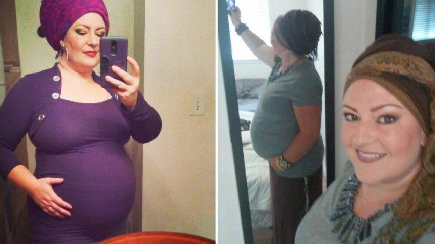 Жительница США утверждает, что беременна уже четыре года