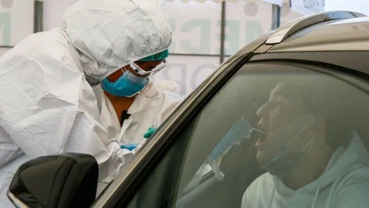 Вспышка «неизвестной пневмонии» в Казахстане - новый штамм COVID-19?