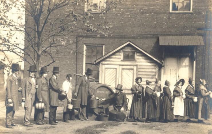 Анархо-социализм в США в XIX веке: земля и воля
