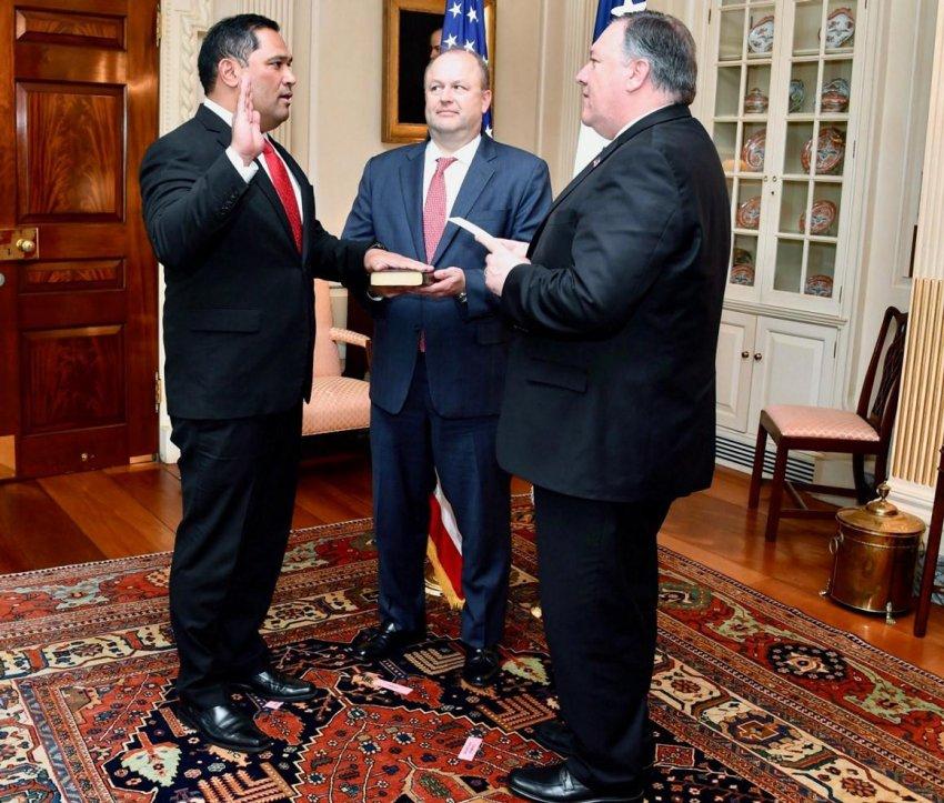 Вест-пойнтская мафия с главарями в правительстве США