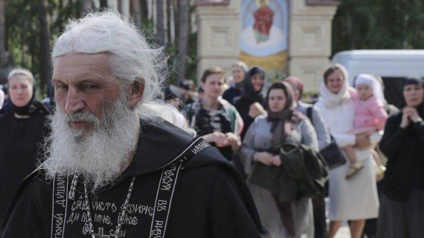 Сексуально озабоченный схиигумен Сергий внушал детям вину и обрекал на мучения