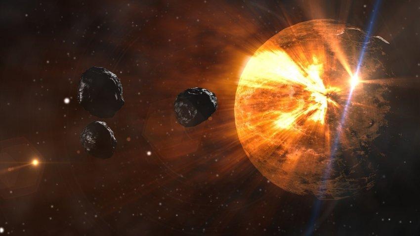 В сентябре на Землю упадет гигантский астероид: военные США уже готовятся к катастрофе