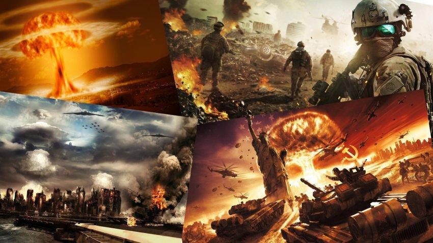Названы шесть мест, где может начаться Третья мировая война