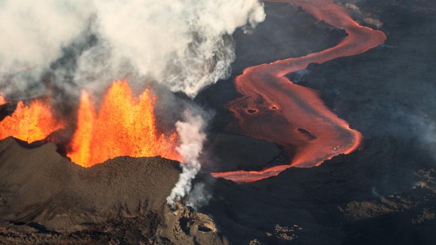 Ученый предрек Земле глобальное извержении вулканов