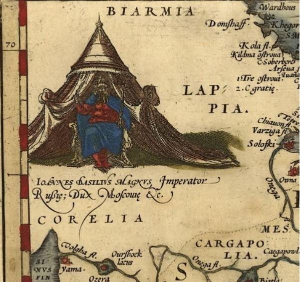 Европейские путешественники и Тартария