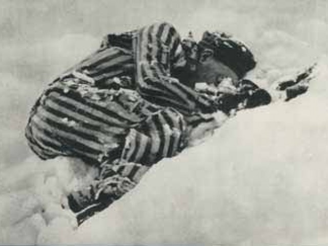 Побег 500 русских узников из концлагеря