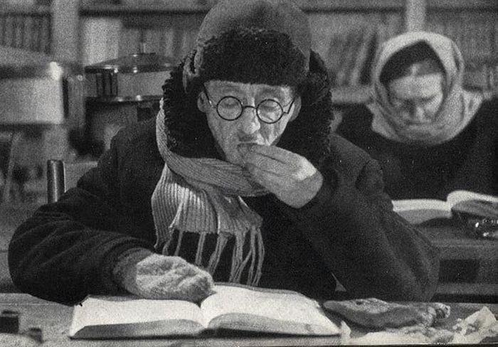 Книжный голод или роль книги во Второй мировой