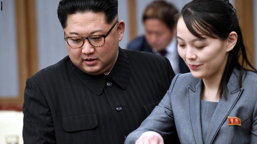 Ким Чен Ын находится в коме, а его сестра готовится стать главой КНДР