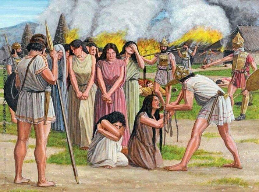Как жили рабы в Древнем Риме?
