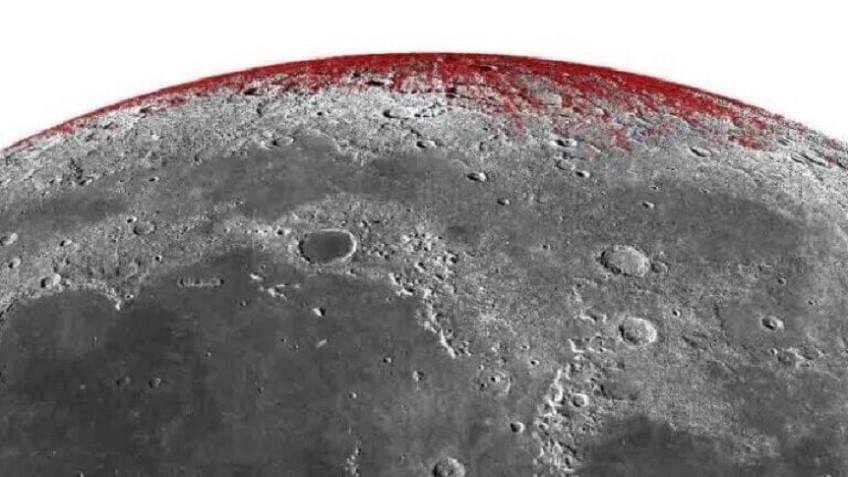 Луна ржавеет без воздуха и воды: ученые выяснили, почему так происходит