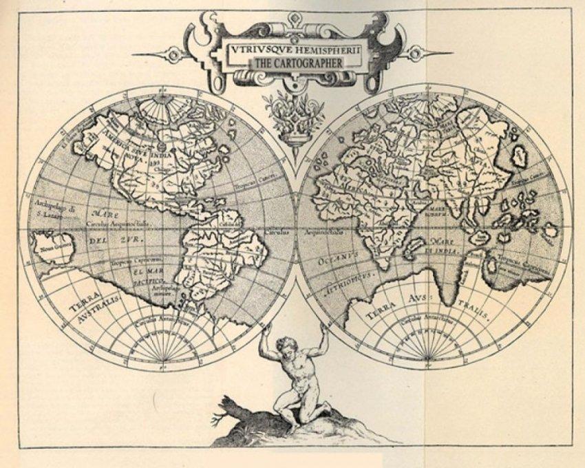 Картография: От древности до наших дней