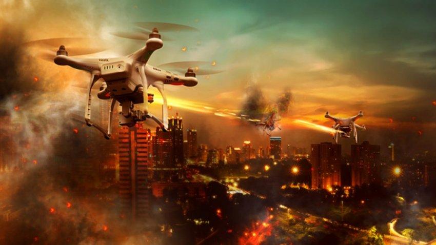 Как могут выглядеть войны в будущем?