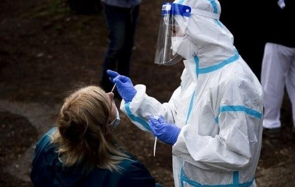 Названо количество новых заболевших коронавирусом в России
