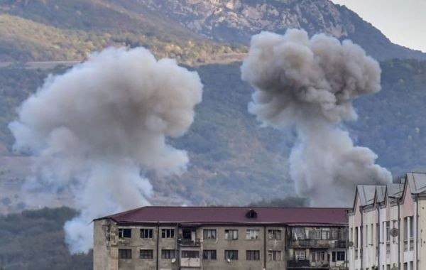 Азербайджан обвинил Армению в военных преступлениях