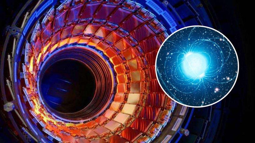 Прорыв в физике: ученым удалось увидеть распад частиц Бога