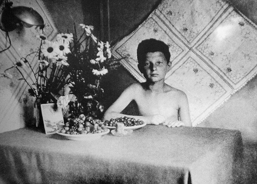 Алекс Курзем: еврейский мальчик воспитанный нацистами
