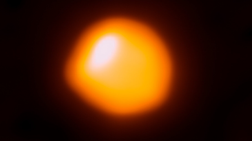 Ученые рассказали, когда взорвется звезда Бетельгейзе