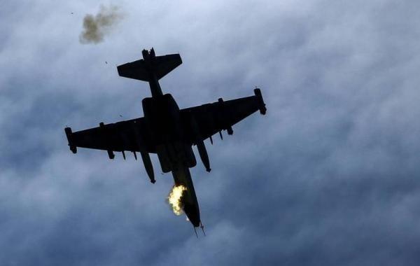 Минобороны Азербайджана заявило о сбитом армянском Су-25