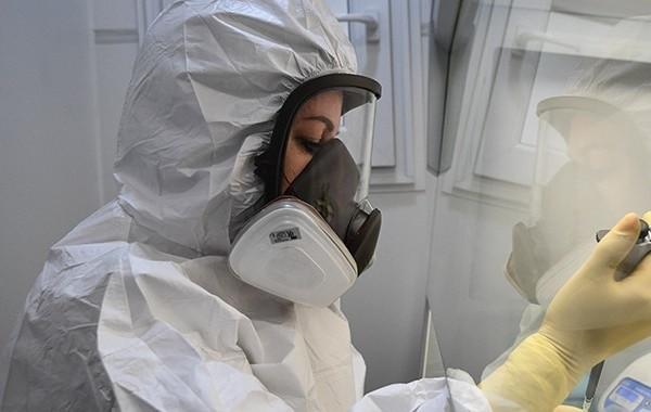 За сутки в России выявили почти 22 тысячи заболевших коронавирусом