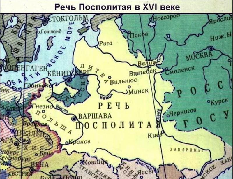Как жила Европа во времена Ивана Грозного?