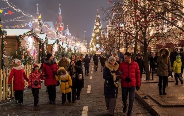 В Госдуме оценили предложение продлить новогодние выходные