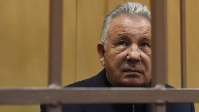 Суд над экс-губернатором Виктором Ишаевым переносится на неопределенное время в связи с его госпитализацией