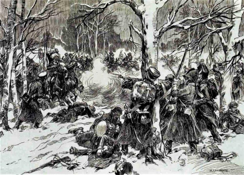 Неудобные факты битвы с Наполеоном на Березине